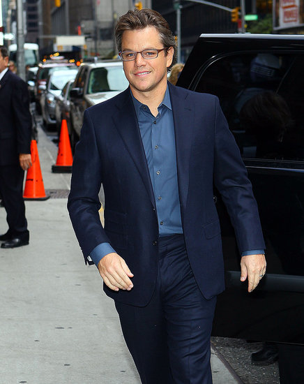 Pictures of Matt Damon