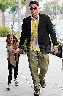Pictures of David Arquette and Coco After Separation News