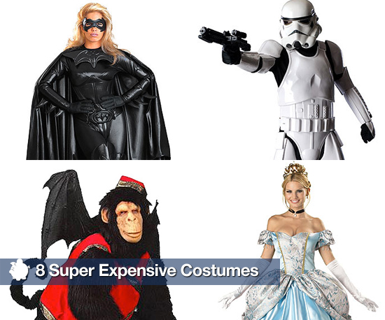Expensive Halloween Costumes