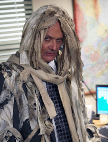 Creed as a Mummy