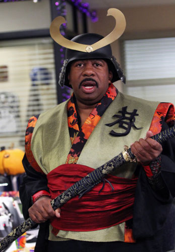 Stanley as a Samurai