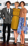 Pictures of Carey Mulligan, Keira Knightley, and Andrew Garfield