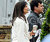 Slide Picture of Katie Holmes on Jack and Jill Set in LA