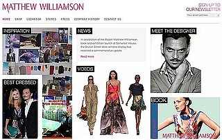 Matthew Williamson Lower-Priced Line
