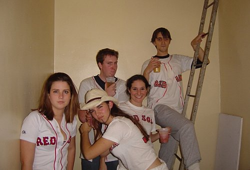 2004 World Series Champion Red Sox