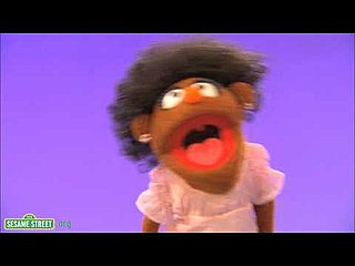 Cute New Sesame Street Video Encourages Kids to Love Their Curly Natural Hair