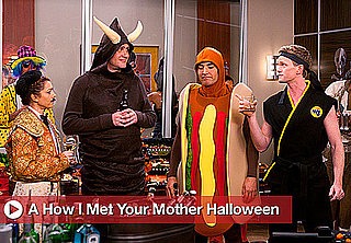 How I Met Your Mother Halloween Costume Pics