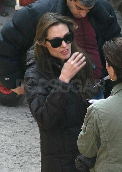 Pictures of Angelina the Director