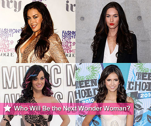 Actresses Who Could Play the New Wonder Woman in the New David E Kelly TV Series