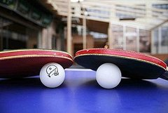 Ping-Pong at Market Bar's Let Lounge