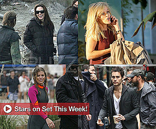 Angelina Jolie, Reese Witherspoon, and More in Stars on Set This Week!