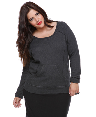 Raglan Knit Sweater ($20)