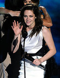Pictures of Kristen Stewart at Scream Awards