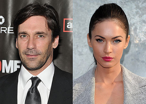 Megan Fox and Jon Hamm to Star in Friends With Kids