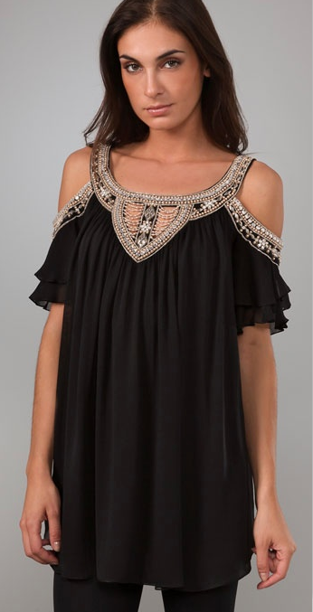 Temperley London Giovanna Tunic ($1,250)