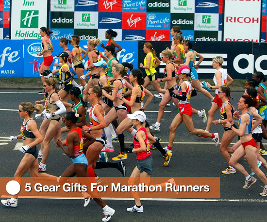 5 Gear Gifts For Marathon Runners