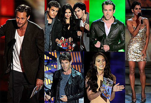 Pictures From 2010 Scream Awards