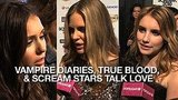 Video of True Blood and The Vampire Diaries Stars at the 2010 Spike Scream Awards 2010-10-18 14:20:58
