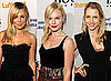 Sienna Miller, Kate Bosworth and Teresa Palmer at the Esquire Party in LA