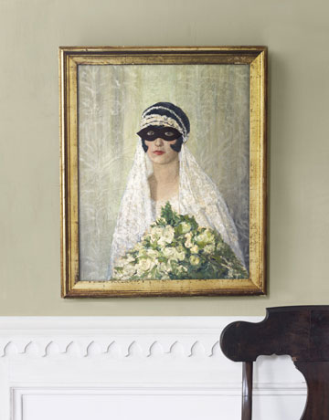 Don't forget to dress up portraits, too, with these tips from Country Living.