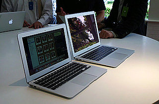 MacBook Air Impressions and Hands-On