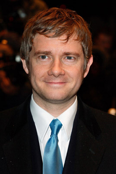 It's official! British actor Martin Freeman to Play Bilbo Baggins in The Hobbit