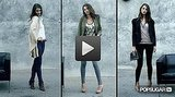 FabSugarTV shows us three fun ways to wear the jean legging.
