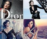 This is Marion Cotillard's fourth time working with Dior. Which city ad do you love most?