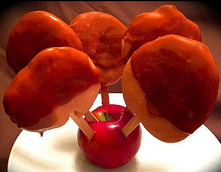 Caramel Apple Cookie Recipe For Halloween