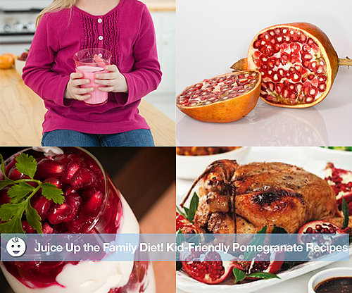 Kid-Friendly Pomegranate Recipes