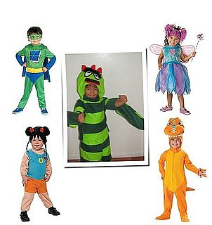 TV-Inspired Halloween Costumes For Kids