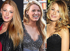 Blake Lively Hair Extensions on Blake Lively Hair