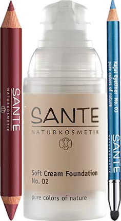 Sante Cosmetics Introduces Drugstore Priced Natural Makeup to the US
