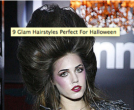 Halloween Costume Ideas, Chipped Manicure Trend,  Hair Chameleons, and More From BellaSugar