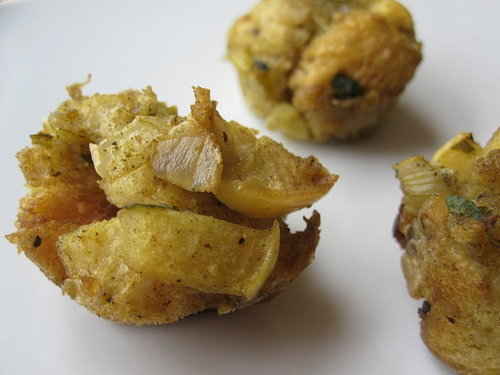 Apple and Onion Stuffing Recipe