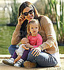 Pictures of Jennifer Garner and Violet Affleck in LA 2010-10-29 15:30:00