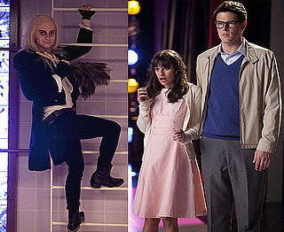 Pictures From the Rocky Horror Glee Episode