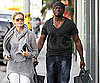 Slide Picture of Heidi Klum and Seal Shopping in LA