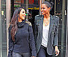 Slide Picture of Kim Kardashian Having Lunch With Ciara in NYC