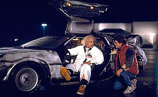 Back to the Future 25th Anniversary Trilogy on Blu-Ray