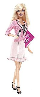 News Anchor Barbie Debuts