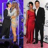 Pictures of Couples At The Hope Gala: Jennifer Lopez and Marc Anthony, Halle Berry and Olivier Martinez
