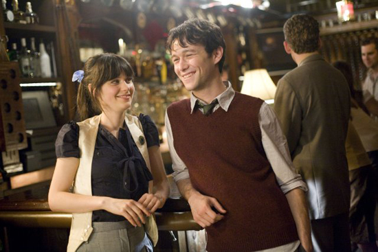Tom and Summer, (500) Days of Summer
