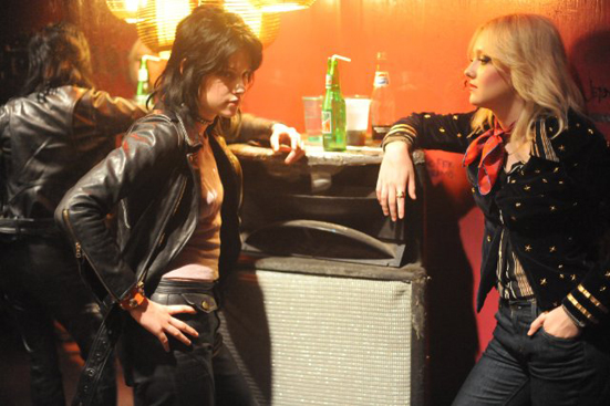 Joan and Cherie, <b>The Runaways</b>