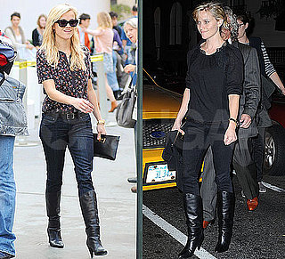 Pictures of Reese Witherspoon in New York