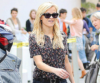 Slide Picture of Reese Witherspoon in New York