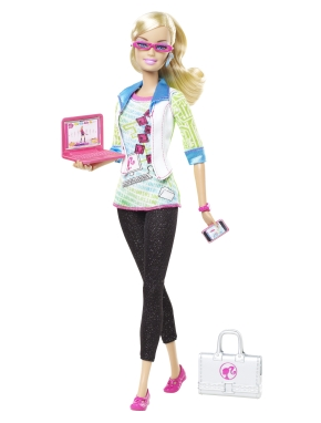 Barbie as a Role Model For Girls