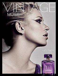 Moss As Muse: Kate Moss Talks About Her Latest Fragrance, Vintage Muse