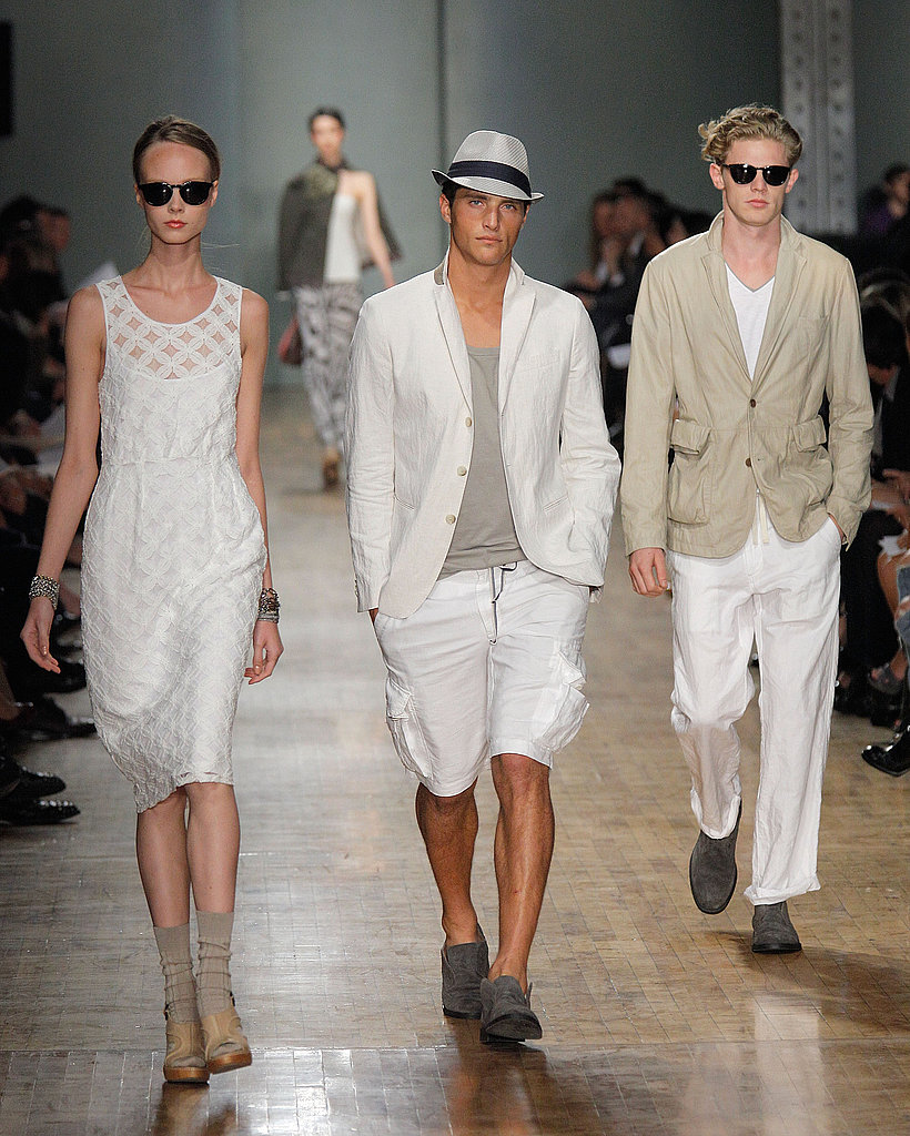 Banana Republic's Spring '11 Collection — Designed With Travel in Mind