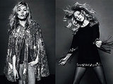 Photos of Kate Moss Modeling her Final Topshop Collection 2010-10-27 01:25:12